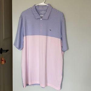 Vineyard Vines Dry Fit Polo